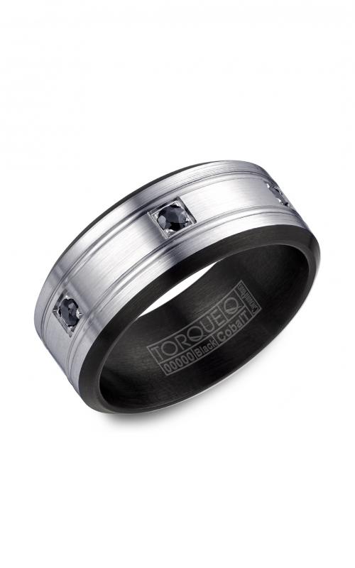 Torque Black Cobalt Wedding band CBB-2182BS product image