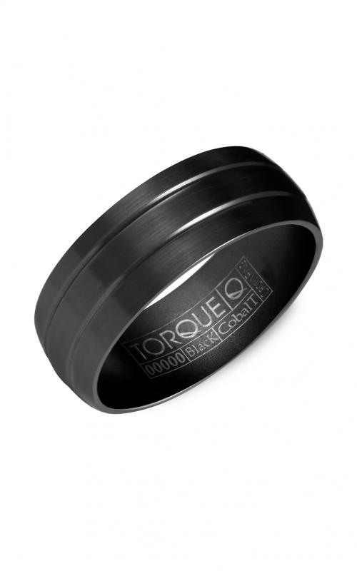 Torque Black Cobalt Wedding band CBB-7040 product image