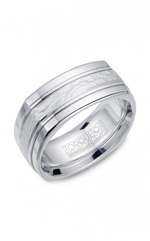 Torque Cobalt and Precious Metals Wedding band CW060MW9 product image