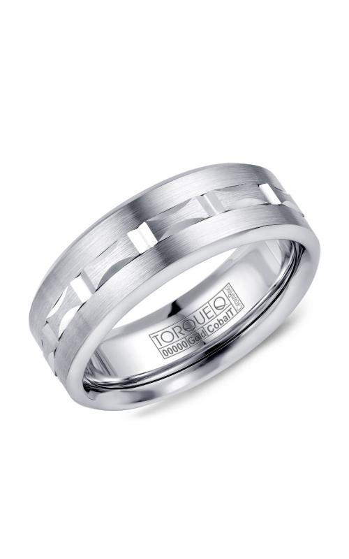 Torque Cobalt and Precious Metals Wedding band CW104MW75 product image