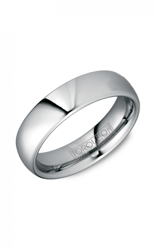 Torque Titanium Wedding band TI0016