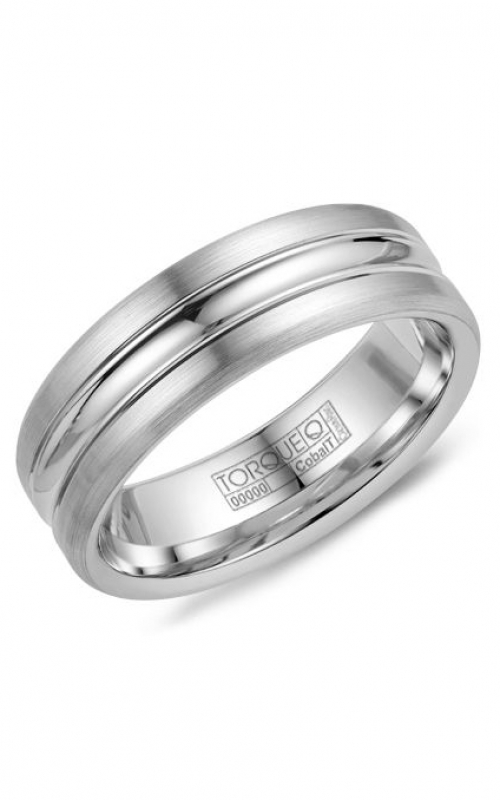 Torque Cobalt Wedding band CB-023C7W product image