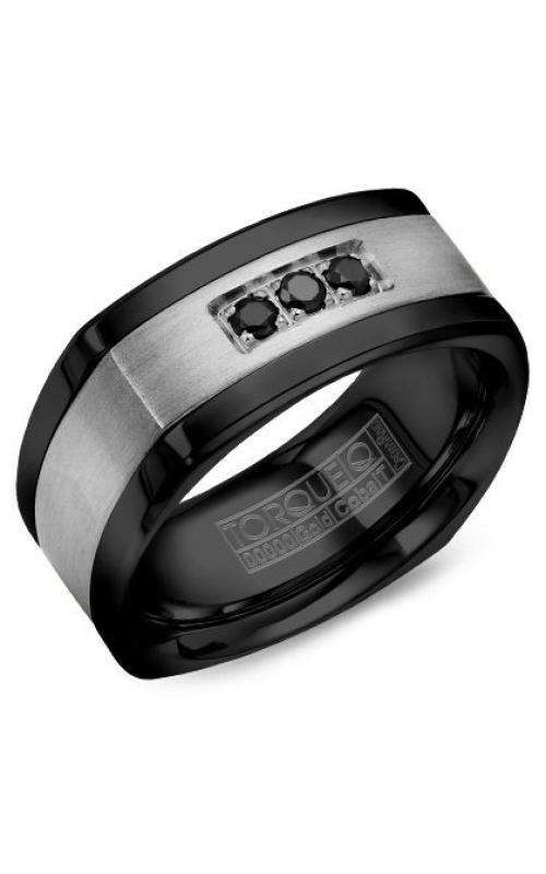 Torque Cobalt and Precious Metals Wedding band CB053MW9 product image