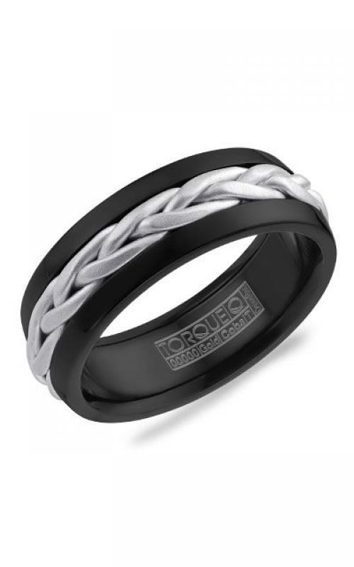 Torque Cobalt and Precious Metals Wedding band CB085MW75 product image