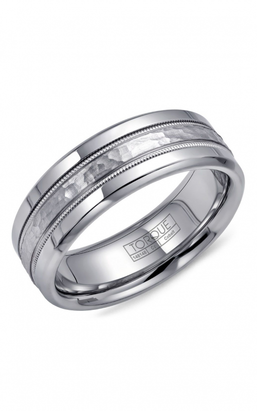 Torque Cobalt Wedding band CB-1112 product image
