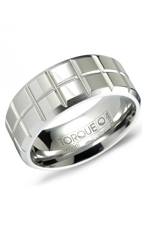 Torque Cobalt Wedding band CB-2111 product image