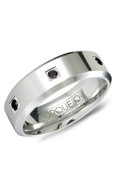 Torque Cobalt Wedding band CB-2152BD product image