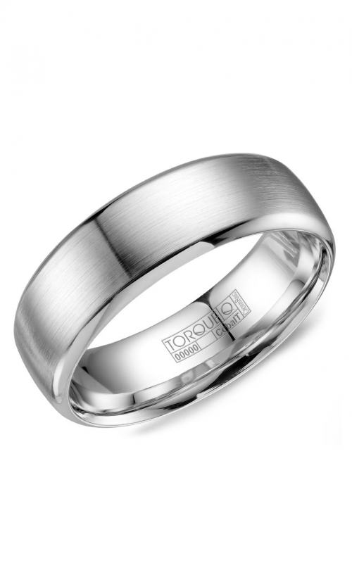 Torque Cobalt Wedding band CB-7000 product image