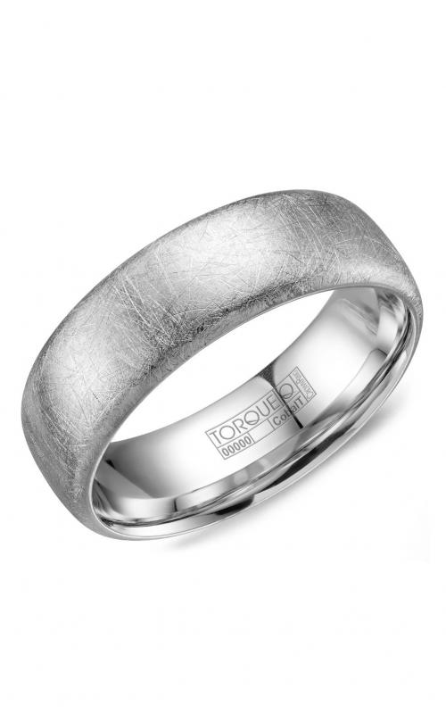 Torque Cobalt Wedding band CB-7001 product image