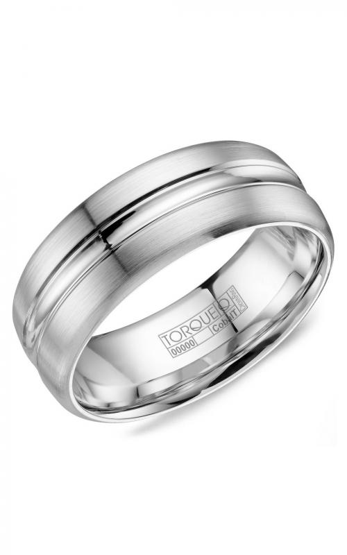 Torque Cobalt Wedding band CB-8006 product image