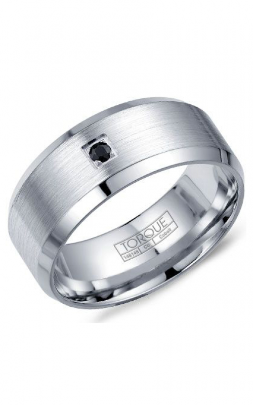 Torque Cobalt Wedding band CB-9146 product image