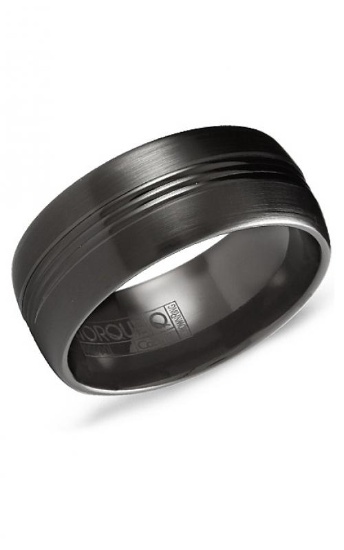 Torque Black Cobalt Wedding band CBB-2017 product image