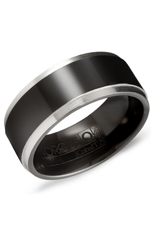 Torque Black Cobalt Wedding band CBB-2030 product image