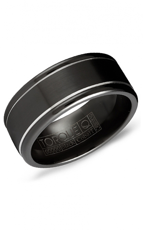 Torque Black Cobalt Wedding band CBB-2032 product image