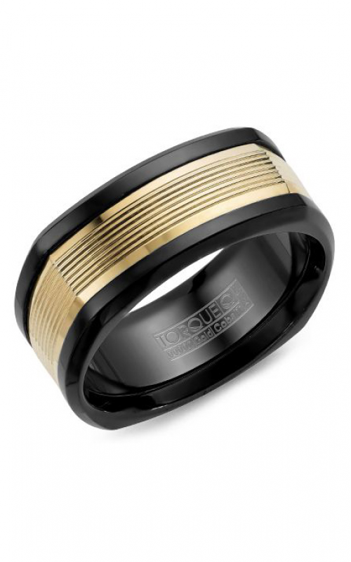 Torque Black Cobalt Wedding band CB074-9 product image
