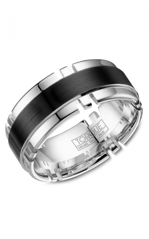Torque Black Cobalt Wedding band CBB-9006 product image