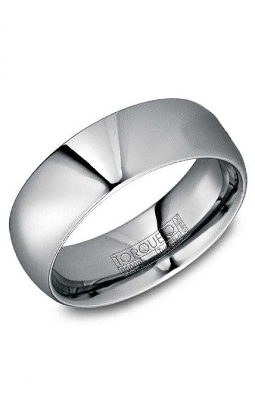 Torque Tungsten Wedding band TU-0006 product image