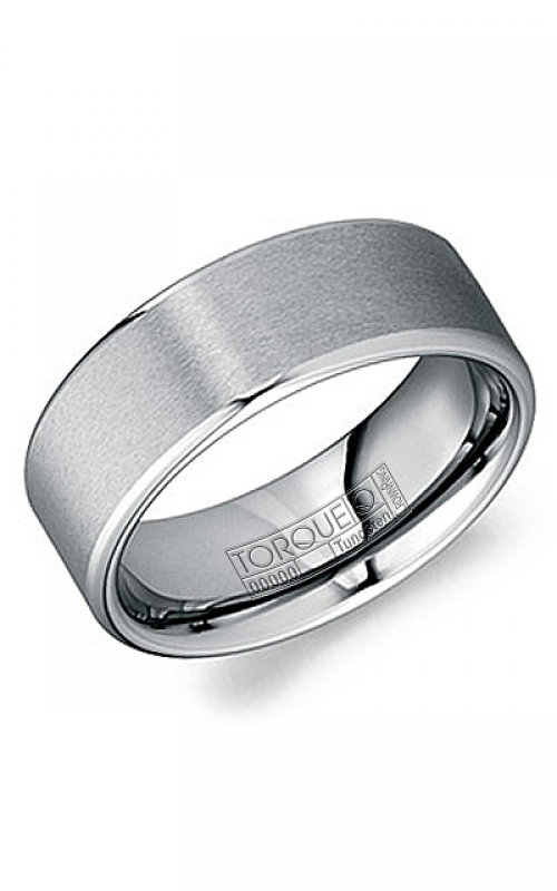 Torque Tungsten Wedding band TU-0013 product image