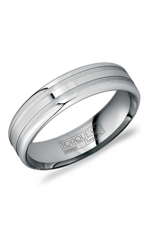 Torque Tungsten Wedding band TU-0014 product image