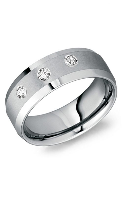 Torque Tungsten Wedding band TU-5501 product image
