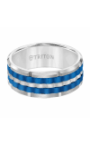Triton Rogue Wedding Band 11-6016WCBU-G