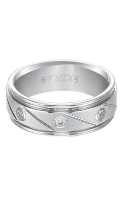 Triton Tungsten Carbide Wedding band 22-4627HC product image