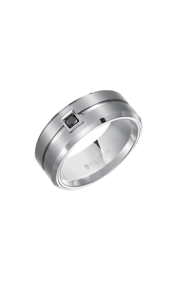 Triton Tungsten Carbide Wedding Band 22-4628HC-G product image