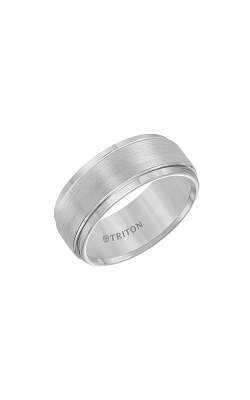 Triton Tungsten Carbide Wedding band 11-2096C-G product image