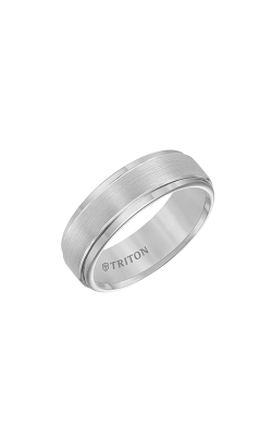 Triton Tungsten Carbide Wedding Band 11-2097C-G product image