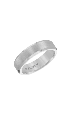 Triton Tungsten Carbide Wedding Band 11-2233C-G product image