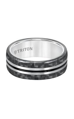 Triton Tungsten Air Wedding band 11-5809THK-G product image