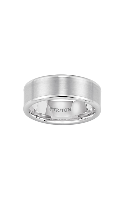 Triton Tungsten Carbide Wedding Band 11-2118HC-G product image
