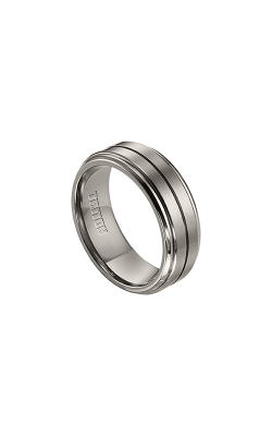 Triton Tungsten Carbide Wedding Band 11-3295T-G product image
