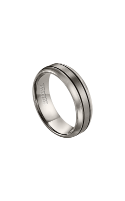 Triton Carved Wedding Band 11-3300T-G product image