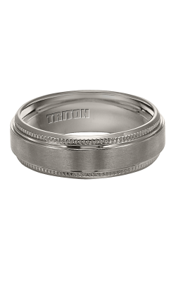 Triton Tungsten Carbide Wedding Band 11-3301T-G product image