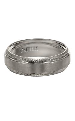 Triton Tungsten Carbide Wedding band 11-3301T-G product image
