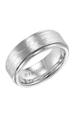 Triton Tungsten Carbide Wedding Band 11-3348Q-G product image