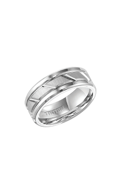 Triton Carved Wedding Band 11-4426HC-G product image