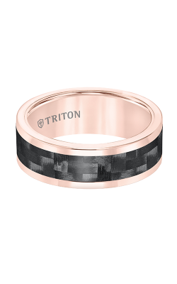 Triton Rogue Carbide Wedding Band 11-5810RC-G product image