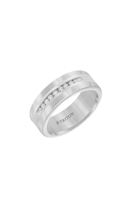 Triton Stone Wedding Band 21-2216SC-G product image