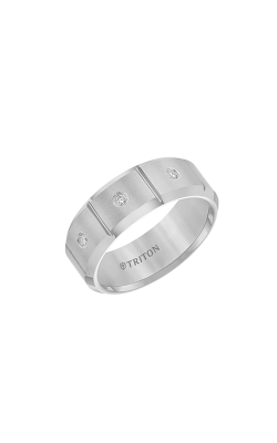 Triton Stone Wedding Band 21-2258C-G product image