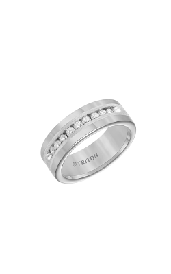 Triton Stone Wedding band 21-2388SC-G product image
