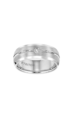 Triton Stone Wedding Band 22-2942HC-G product image