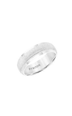 Triton Tungsten Air Wedding band 11-5939HC7-G product image