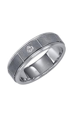 Triton Tungsten Carbide Wedding band 21-2212C-G product image