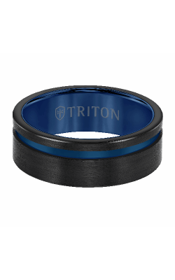 Triton Rogue Wedding Band 11-6059BBC8-G product image