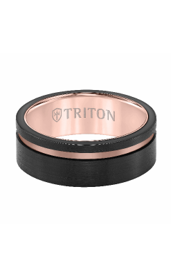 Triton Rogue Wedding band 11-6059RBC8-G product image