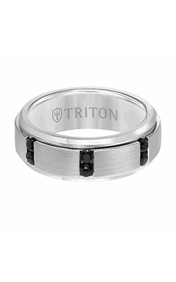 Triton Stone Wedding band 22-6091BWCS-G product image