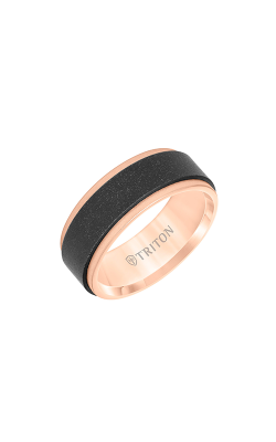 Triton Raw Wedding Band 11-RAW0129RBC8-G product image