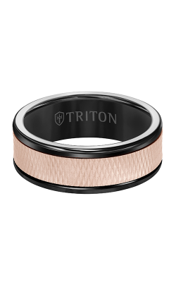 Triton Custom Wedding band 11-2415BCR8-G product image